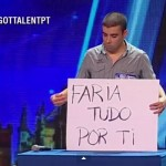 Comediante deixa o júri do Got Talent Portugal a chorar de tanto rir!